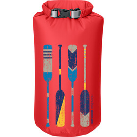 Outdoor Research Graphic Dry Sack Paddle 15l Hot Sauce